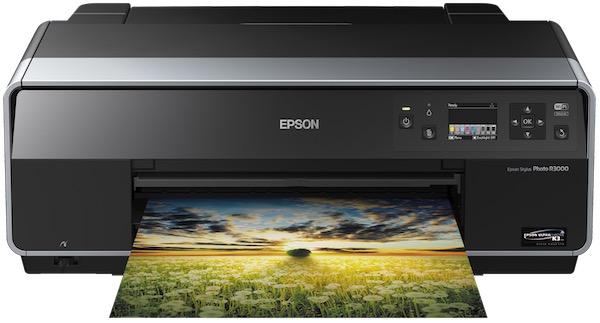 Epson SC-P600, R3000 вывод отработанных чернил