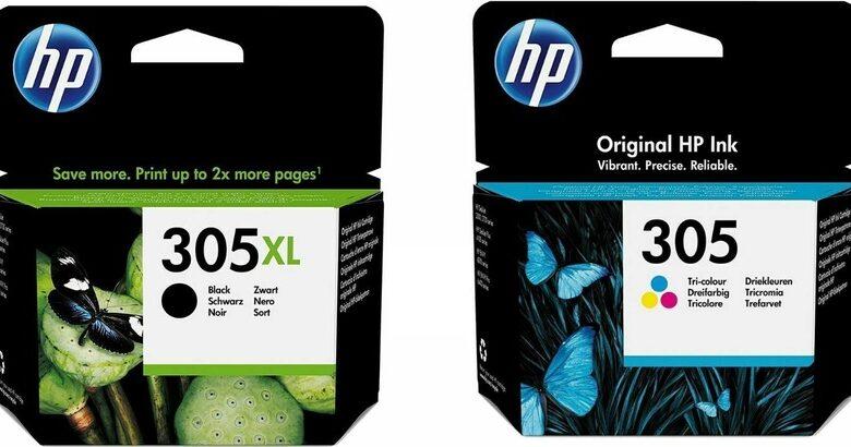 Картридж HP 305, HP 305 XL — инструкция по заправке